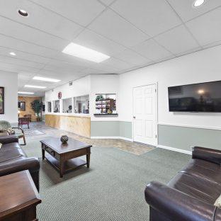 Dental Waiting Area